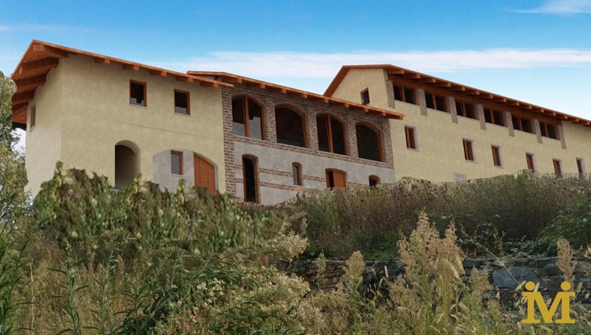 Tenuta Buttini | Casale con Terreno a Saluzzo (CN)