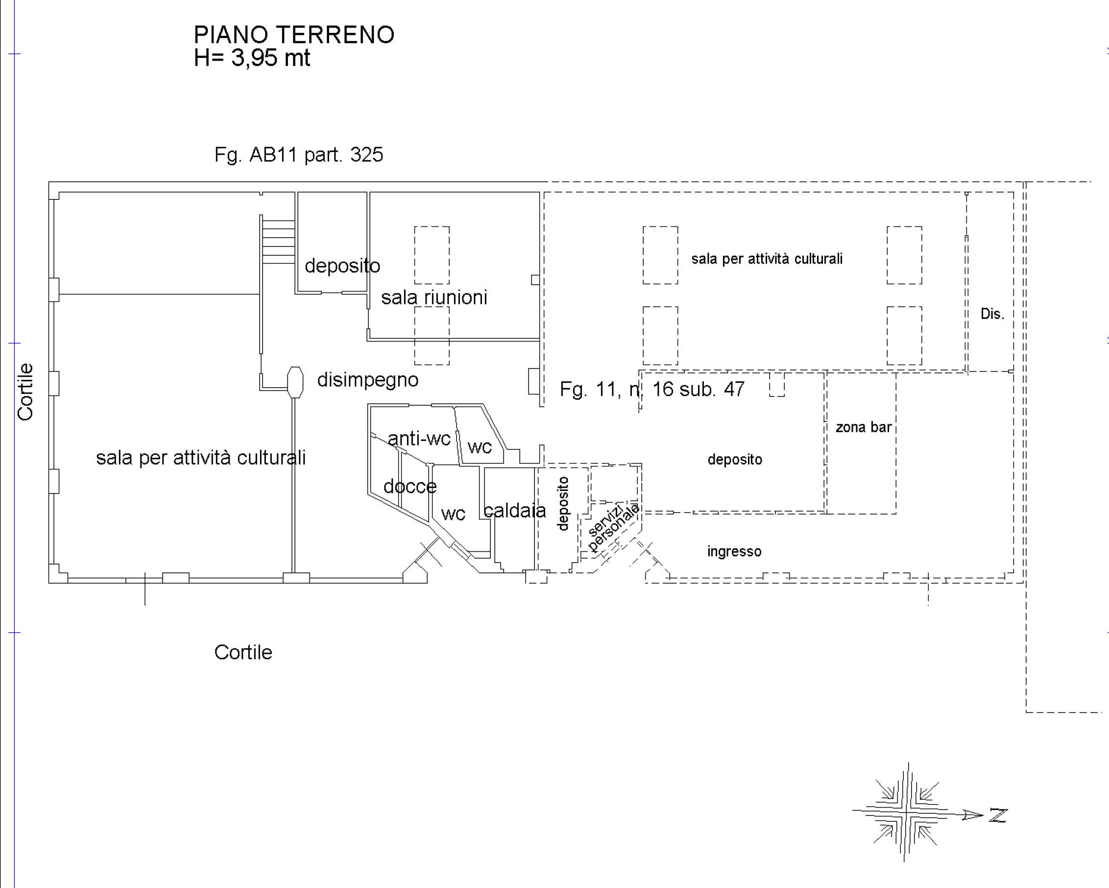 PIANTA PIANO TERRA SUB 48
