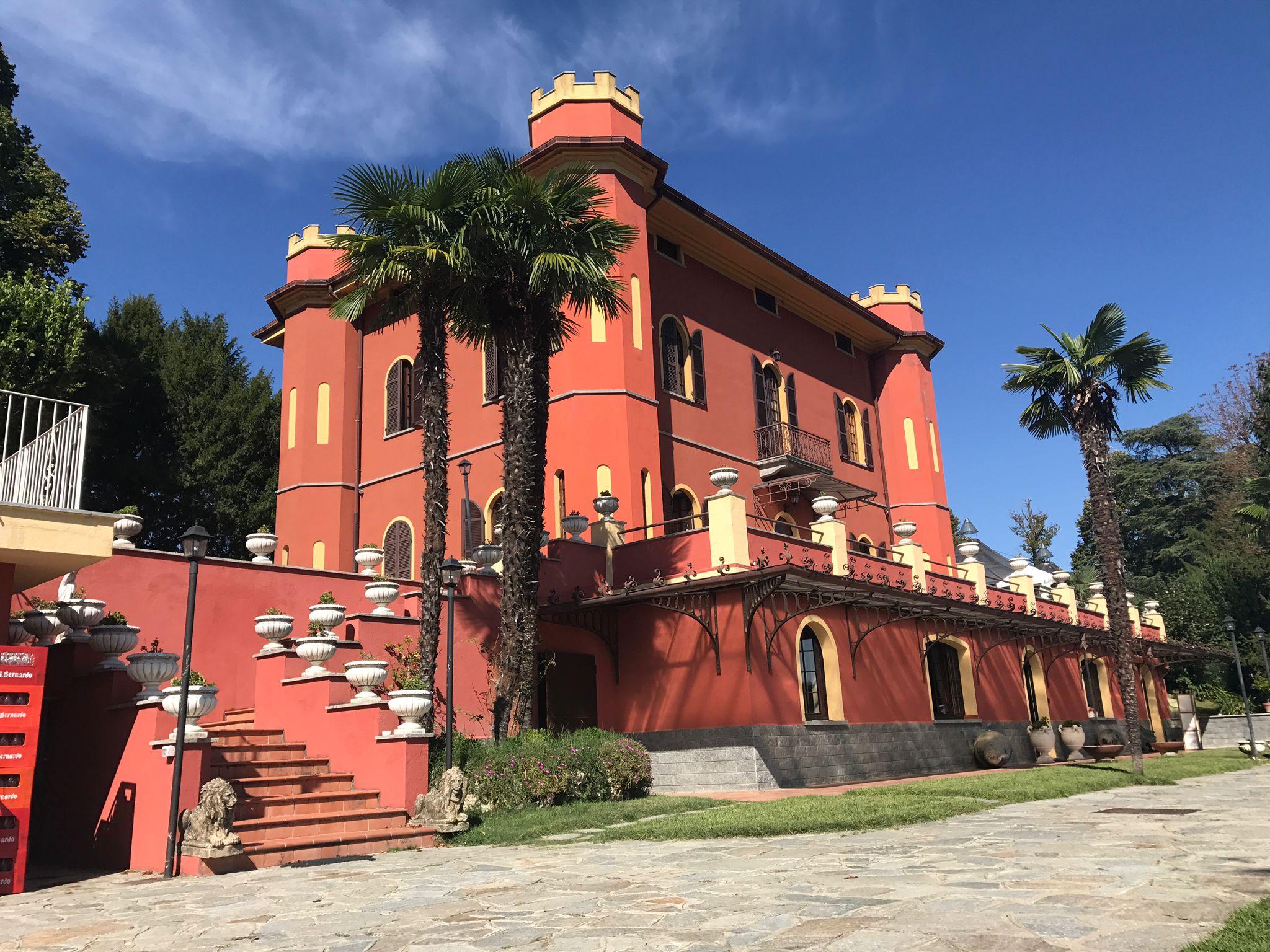 ITALY  – Turin   Villa Duchi d'Aosta