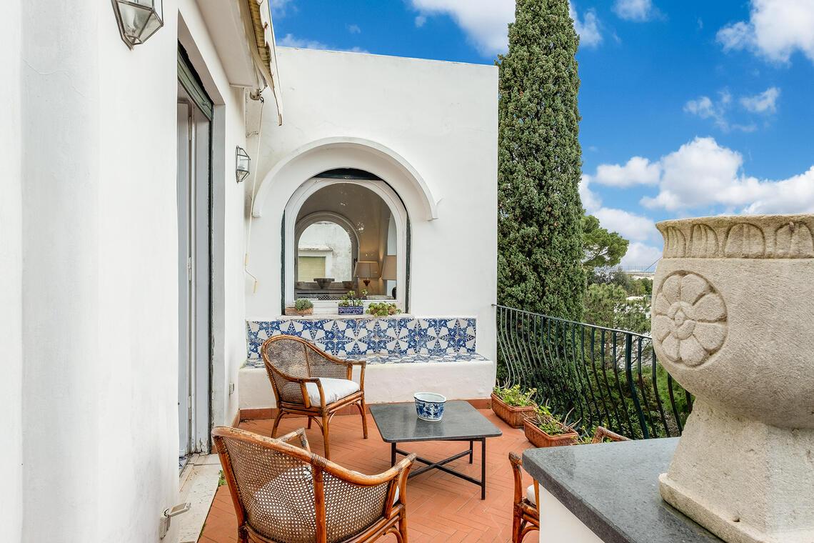Villa Via Castiglione | Capri
