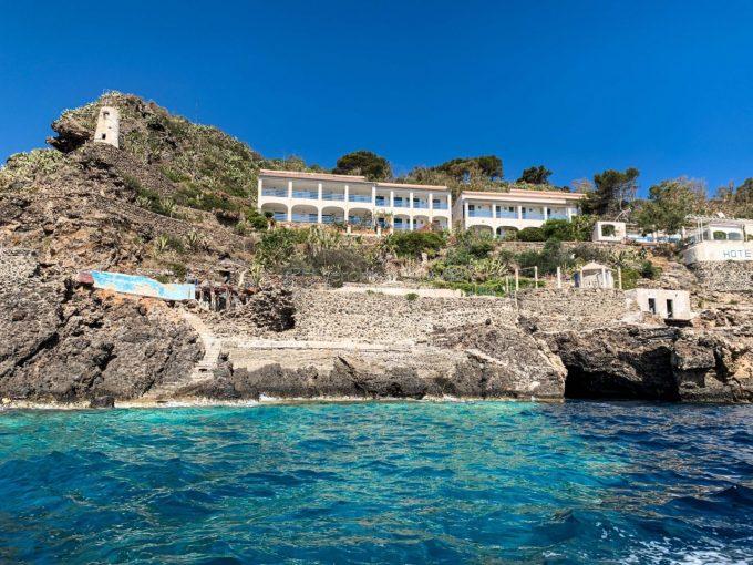Protetto: Hotel 4 stelle | Isola di Ustica – Sicilia
