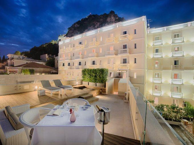 Protetto: Hotel 5 stelle | Taormina, Sicilia