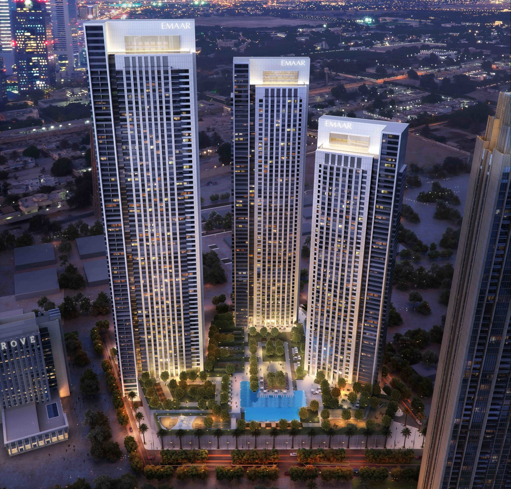 DOWNTOWN VIEWS II | Dubai