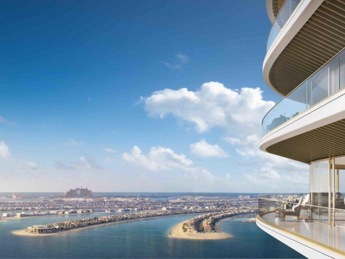 GRAND BLEU TOWER | Dubai