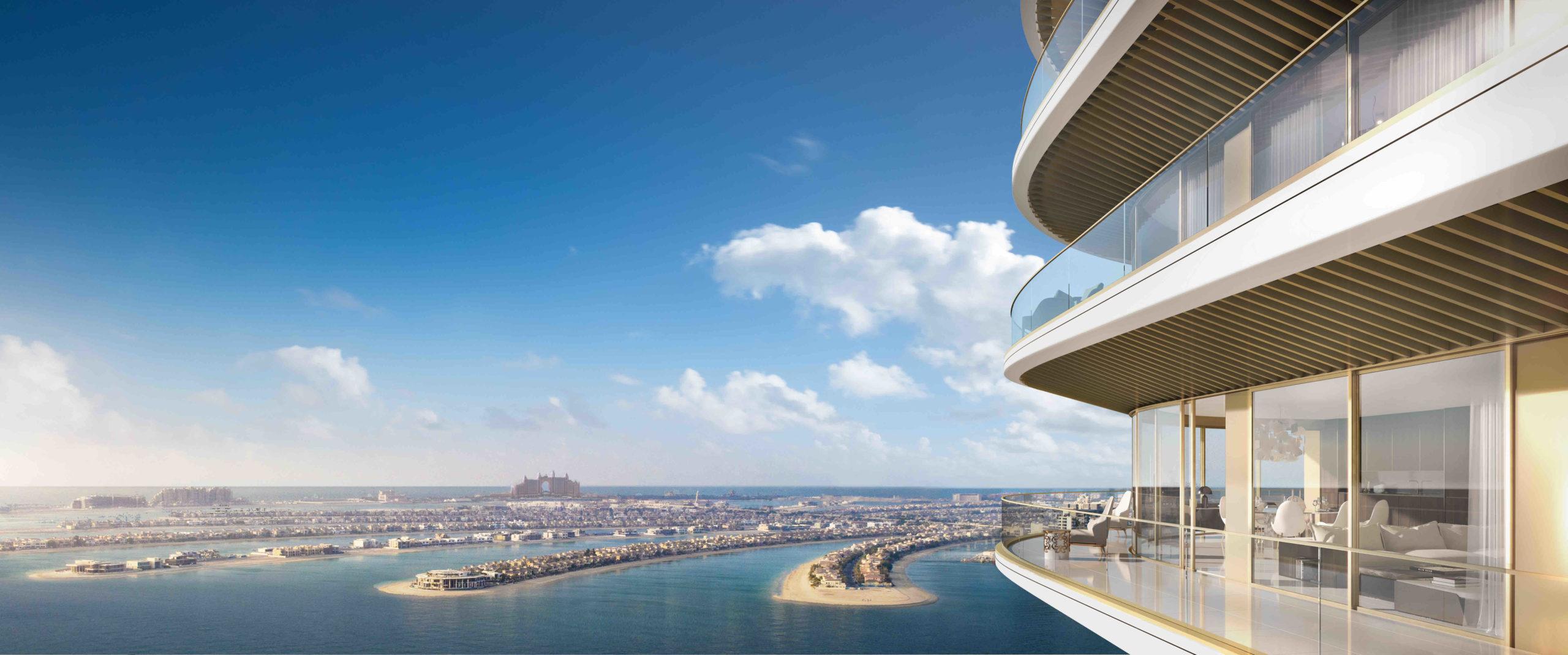 GRAND BLEU TOWER   Dubai